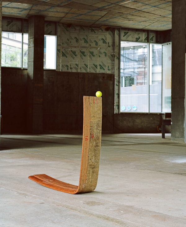 Jo McGonigal, Right Angle (2014)