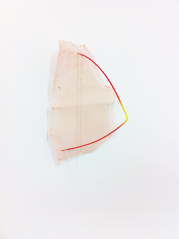 Jo McGonigal, Pink Holes (2014)